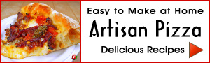ItalyMax Delicious Artisan Pizza Recipes