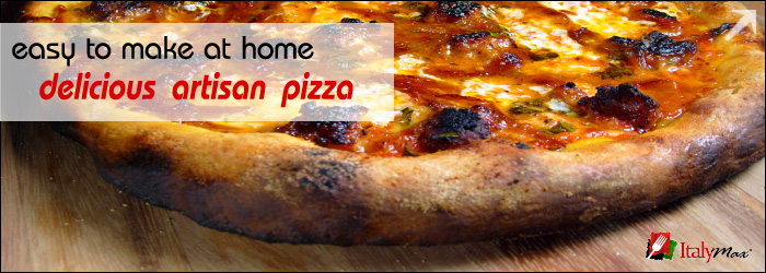 How to Make Great Artisan Pizza At Home
