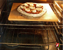 Let Pizza Bake for About 4 Minutes