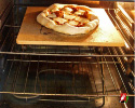 Turn Pizza 90 Degrees, Then Turn On Broiler and Let Bake Another 3 Minutes
