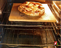 Watch Constantly, Then Turn Off Broiler When Pizza is Done