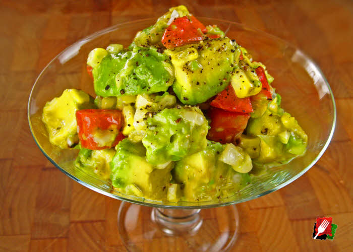 Delicious Avocado Salad