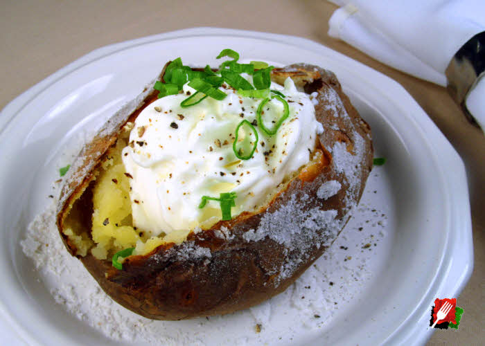 The Best Baked Potato