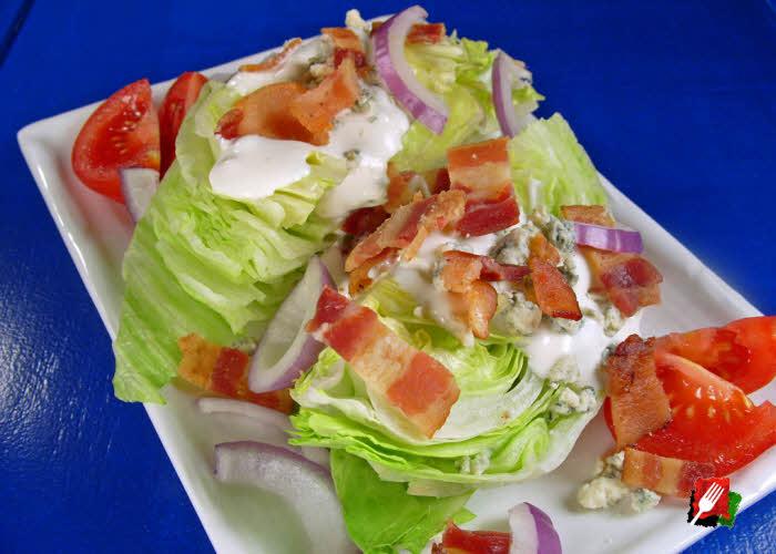 Buttermilk Blue Cheese Salad