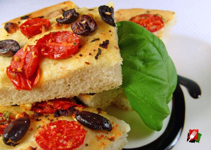 Gourmet Focaccia Bread