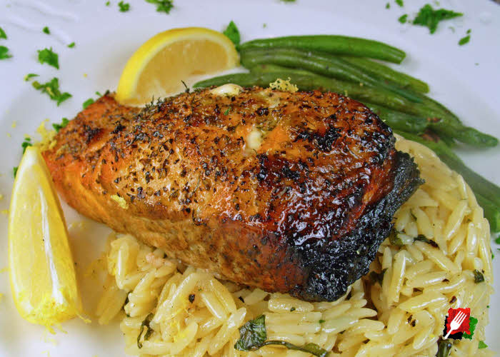Gourmet Grilled Salmon Recipe