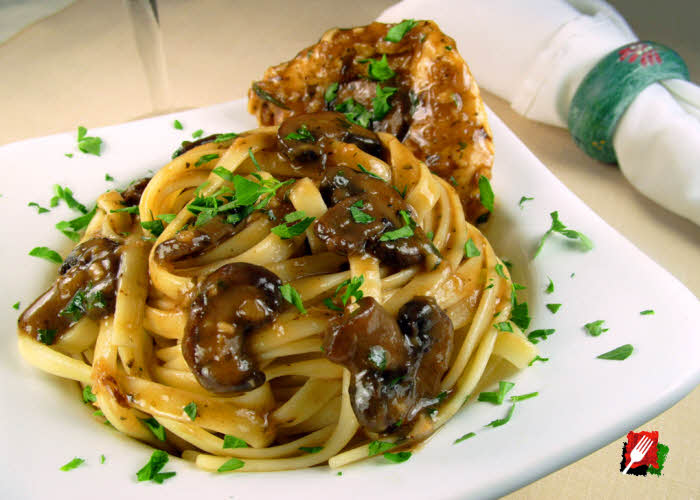 Chicken Breast in Mushroom Marsala Sauce