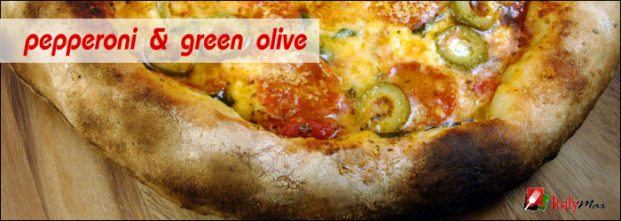 How to Make A Great Pepperoni and Green Olives Pizza At Home