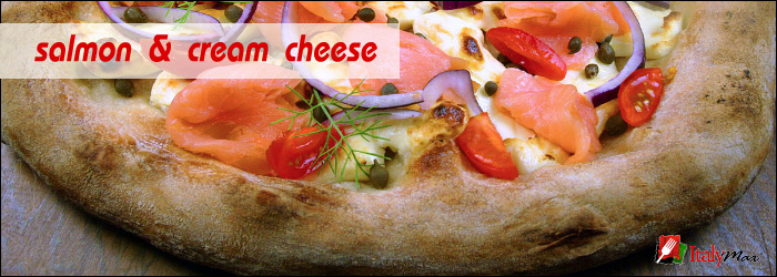 How to Make A Great Salmon Cream Cheese Pizza At Home