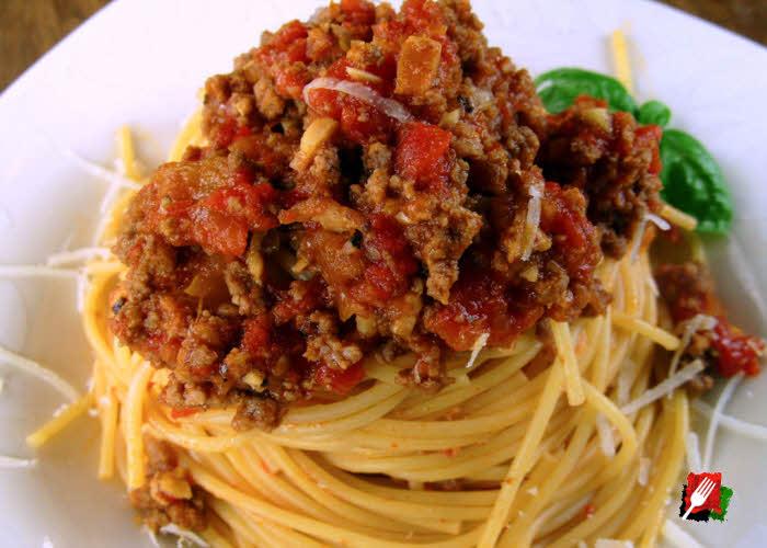 Spaghetti Ragu
