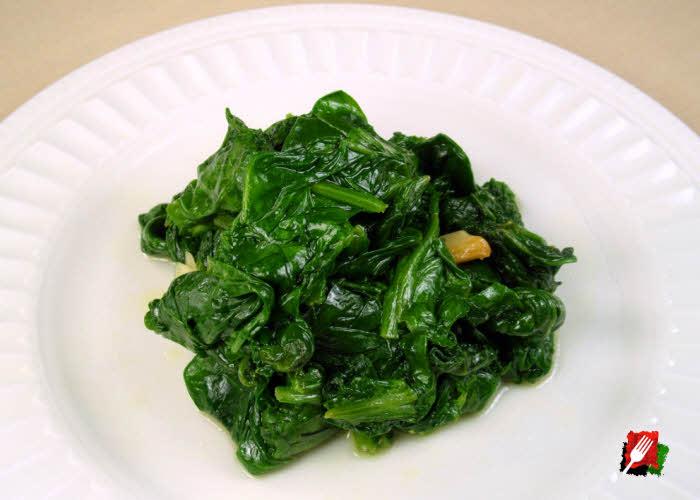 Delicious Spinach
