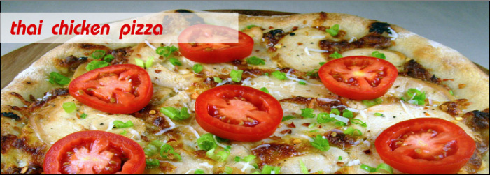 How to Make A Great Thai Chicken Pizza At Home