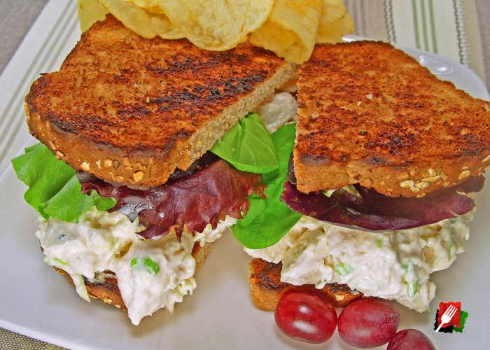 The Best Chicken Salad Sandwich