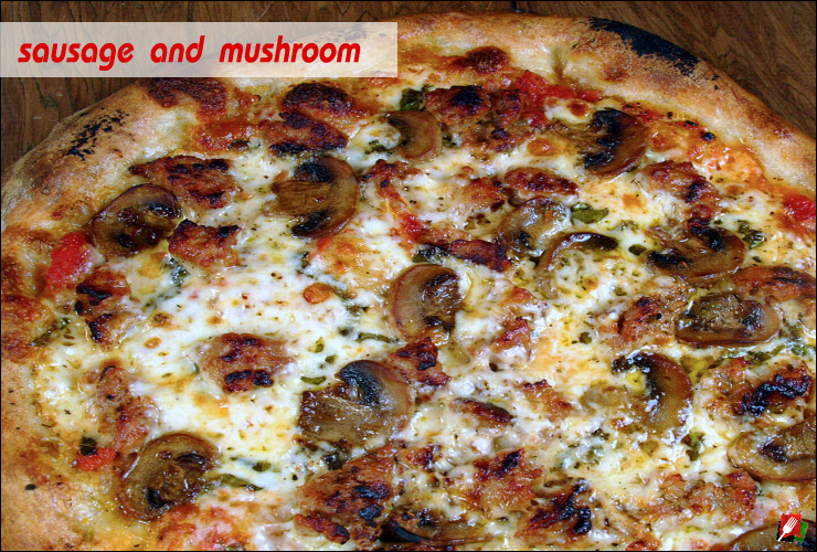 Italymax gourmet italian food recipes delicious italian recipes sausage mushroom pizza forumfinder Image collections